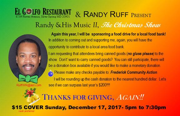 Randy Ruff Presents