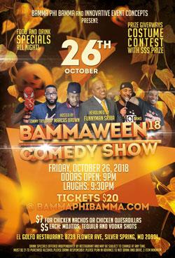 BAMMAWEEN18 COMEDY SHOW